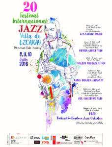 Festival Jazz de Ezcaray 2016