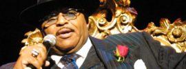 Solomon Burke obispo del soul