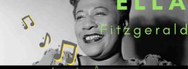 La vida de Ella Fitzgerald a través de su música