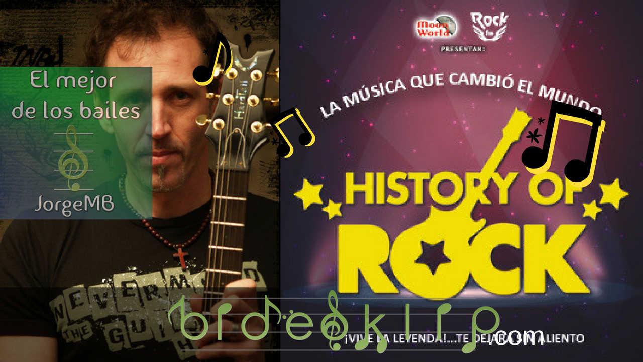 Fernando Calvo - History of rock 2018