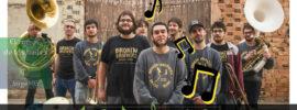 Txertaketa Broken Brothers Brass band