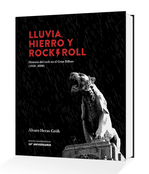 Lluvia hierro, rock and roll